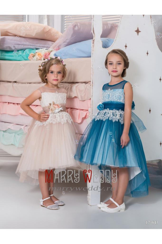 Детское платье 17-643 - детские платья в Самаре фото и цены