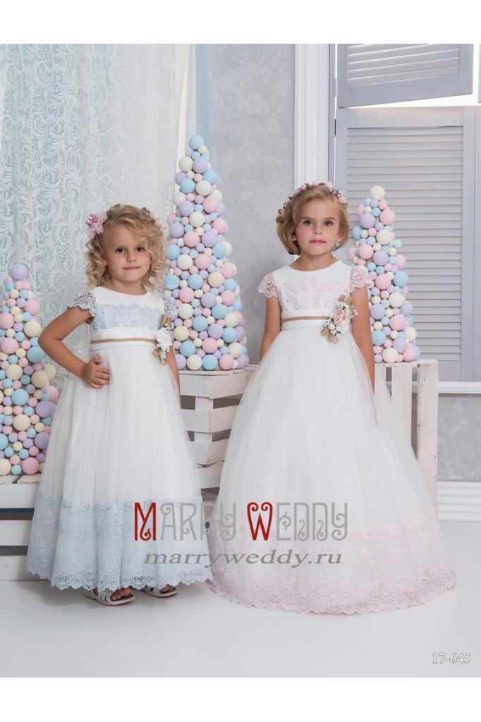 Детское платье 17-645 - детские платья в Самаре фото и цены