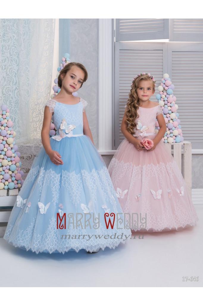 Детское платье 17-646 - детские платья в Самаре фото и цены
