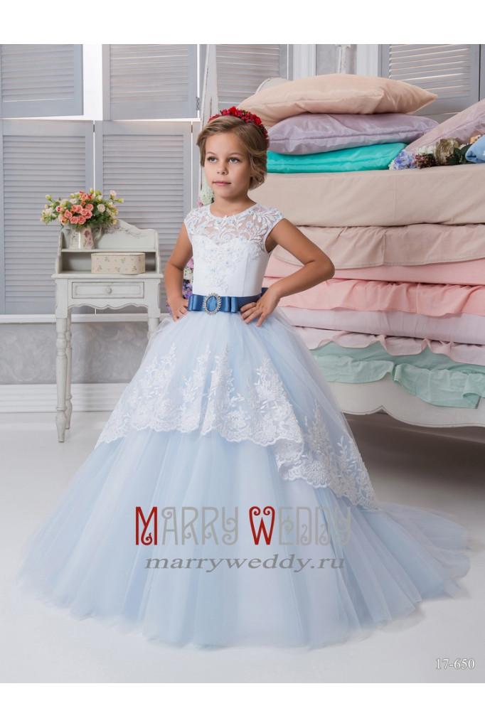 Детское платье 17-650 - детские платья в Самаре фото и цены
