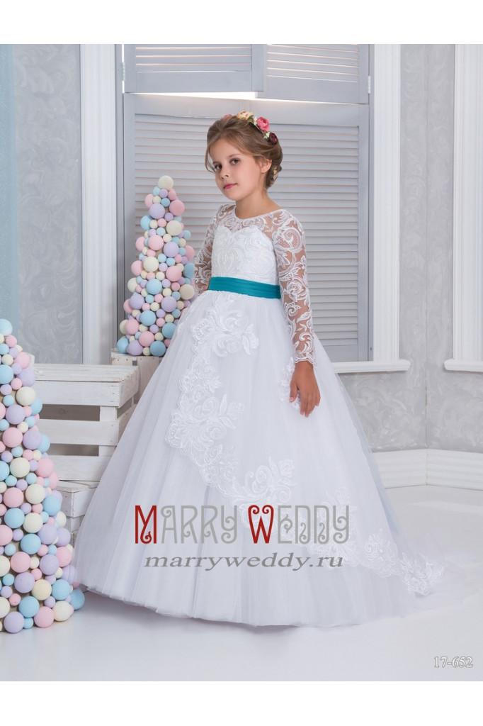 Детское платье 17-652 - детские платья в Самаре фото и цены