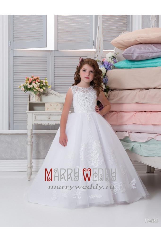 Детское платье 17-655 - детские платья в Самаре фото и цены