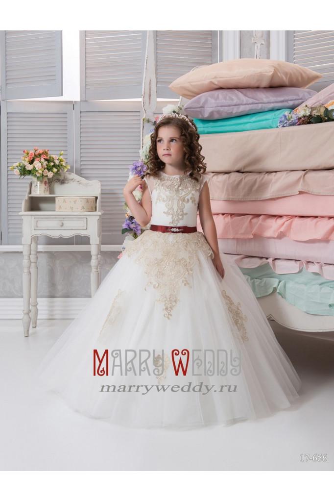 Детское платье 17-656 - детские платья в Самаре фото и цены