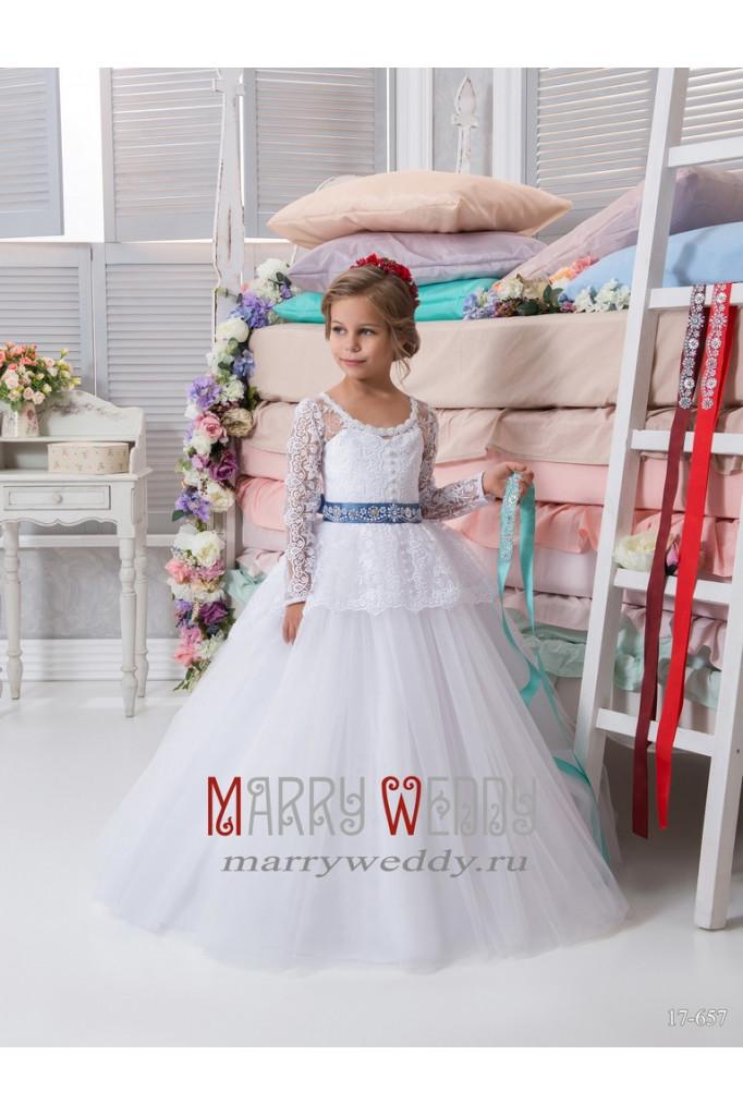 Детское платье 17-657 - детские платья в Самаре фото и цены