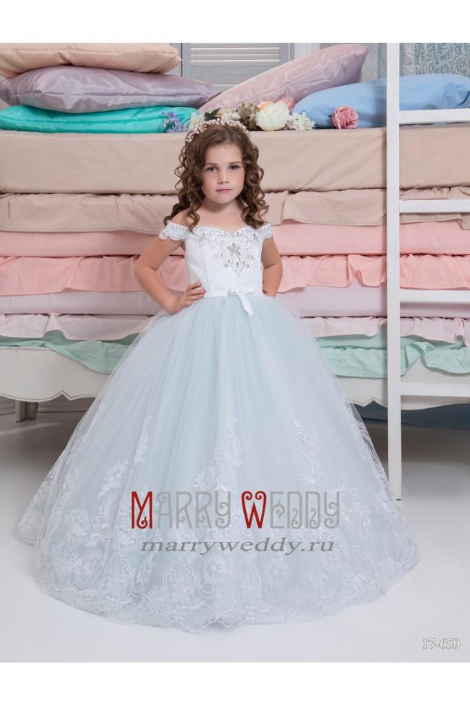 Детское платье 17-659 - детские платья в Самаре фото и цены