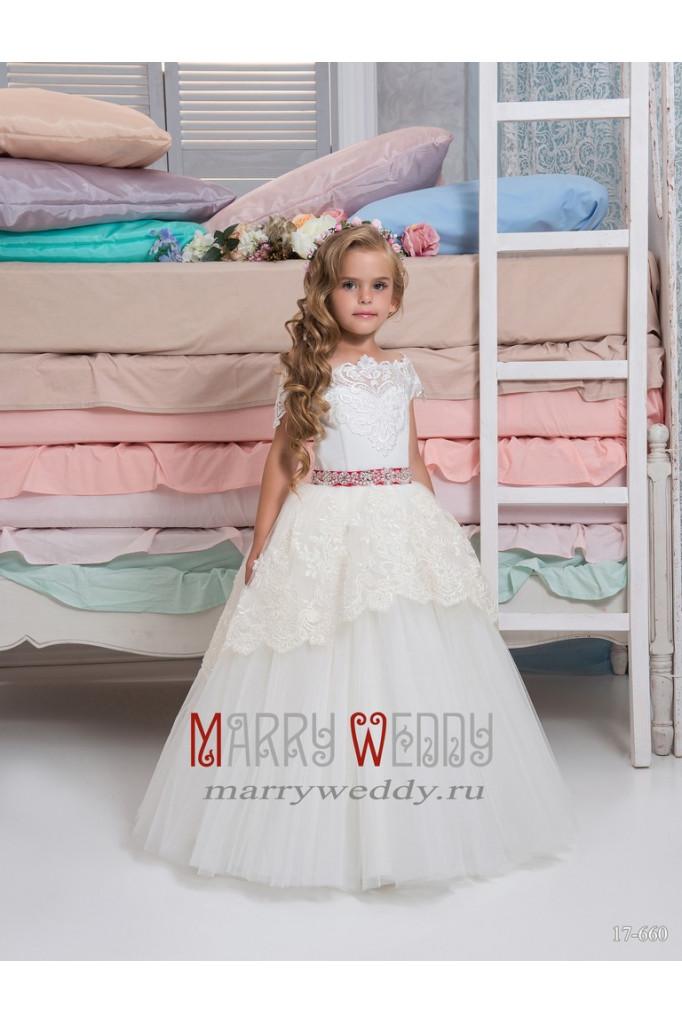 Детское платье 17-660 - детские платья в Самаре фото и цены