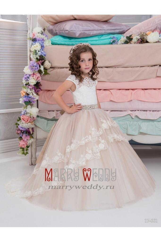 Детское платье 17-661 - детские платья в Самаре фото и цены