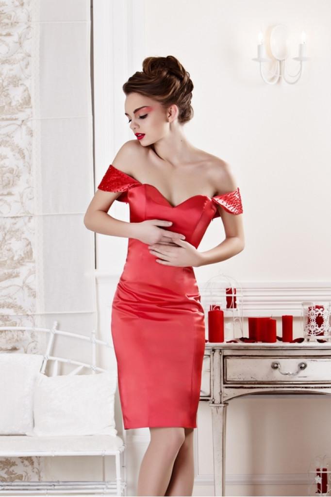 Tulipia Bridjit - вечерние платья в Самаре фото и цены