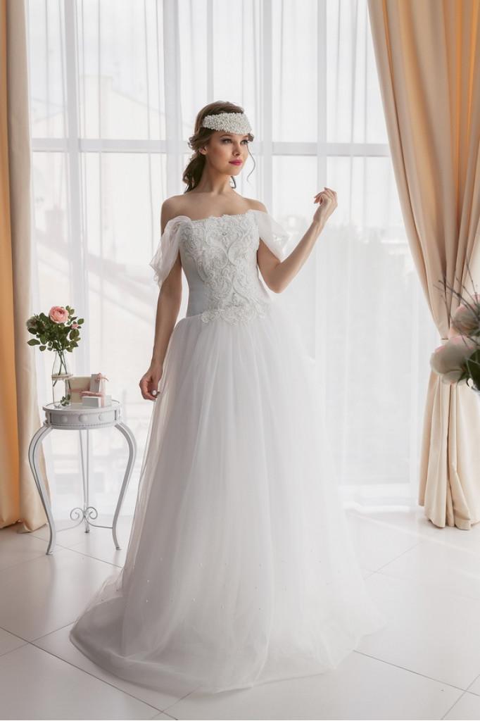 Самара Купить Платье Свадебное